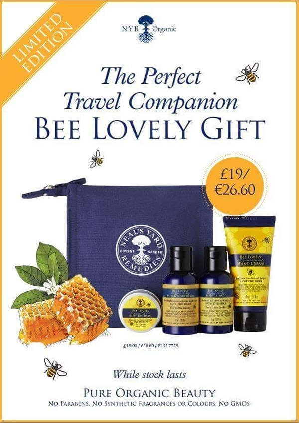 Limited Edition: Bee Lovely Gift Set