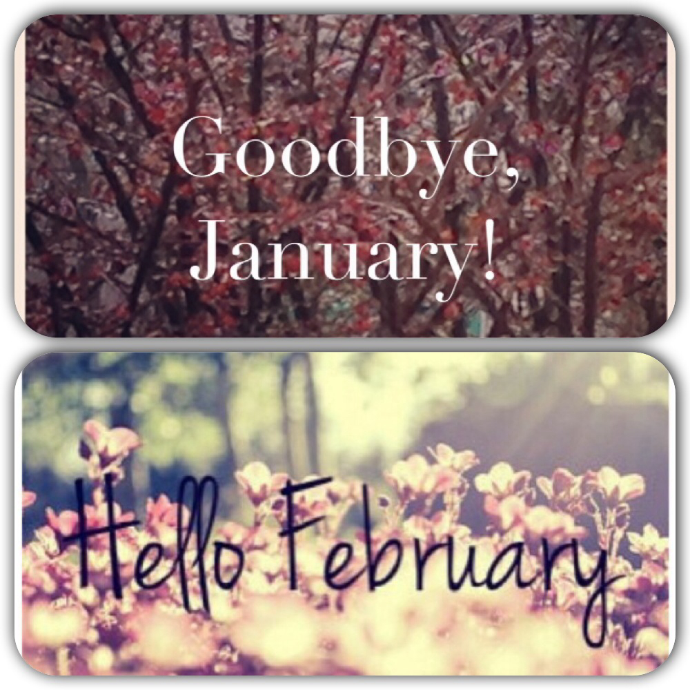 Goodbye January, Hello February... - Bliss Therapies Dereham